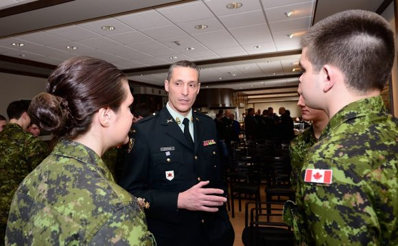 Canadian military medical School