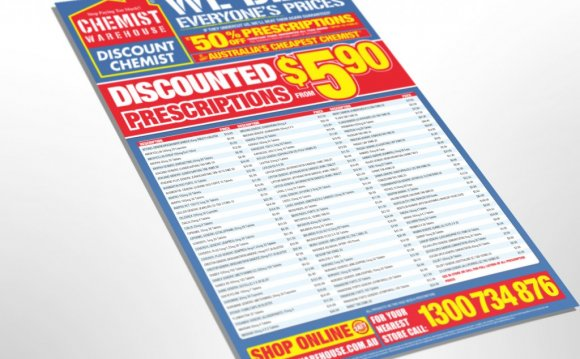 Discounted prescriptions