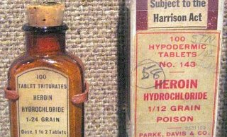 Heroin: One Of The World's Greatest Pain Relievers