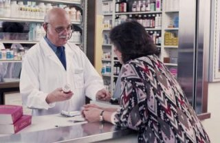 Talk to your pharmacist to find out what drugs are drastically discounted. - Getty-JeffKaufman.jpg