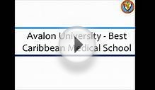 Avalon University - Top Medical Schools in US