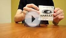 How to get Prescription Oakley Sunglasses, and how to