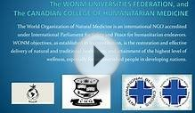 The UNIVERSITY OF HUMANITARIAN MEDICINE, The WONM
